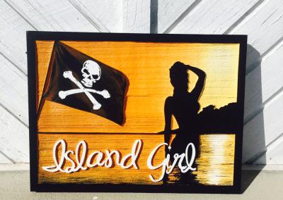 edit island girl