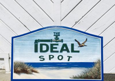 edit the ideal spot