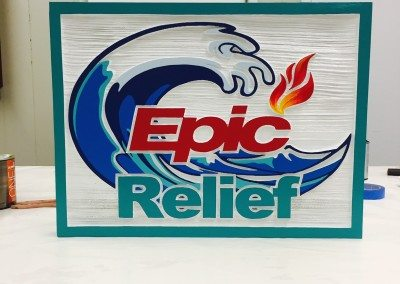 epic relief
